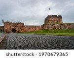 Carlisle  Cumbria  Uk  August...