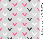 cute seamless pattern with... | Shutterstock .eps vector #1970737265