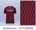 fabric textile design for sport ... | Shutterstock .eps vector #1971128558