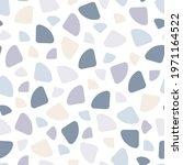 vector seamless simple pattern  ... | Shutterstock .eps vector #1971164522