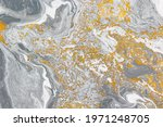 gold marble luxury background.... | Shutterstock . vector #1971248705