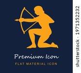 sagittarius symbol premium...