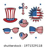 the set of stickers for... | Shutterstock .eps vector #1971529118