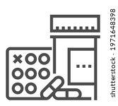 pharmaceutical industry  square ...   Shutterstock .eps vector #1971648398