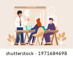 business training. company... | Shutterstock .eps vector #1971684698