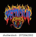 spectacular custom typography... | Shutterstock .eps vector #1972062302