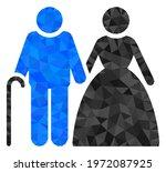 triangle grandparents couple...   Shutterstock .eps vector #1972087925