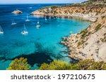 Es Vedra Island Of Ibiza  Cala...