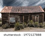 Derelict Abandoned Houses In...
