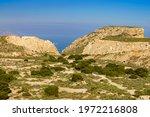 Rocky Coastal Landscape With...