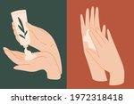 illustration set of female... | Shutterstock .eps vector #1972318418