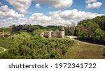 Aerial Photo Of Novigrad Castle ...