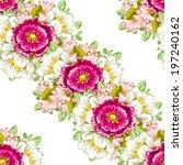 abstract elegance seamless... | Shutterstock .eps vector #197240162