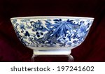 18th Century Chinese Blue And...