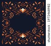 modern vector art deco frame...   Shutterstock .eps vector #1972468982