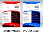 corporate business flyer...   Shutterstock .eps vector #1972557338