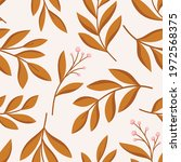 hand drawn floral pattern....   Shutterstock .eps vector #1972568375