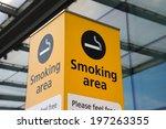 Smoking Area Zone
