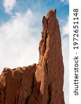 Red Rock Formation At The...