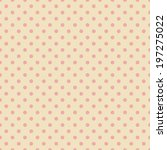 digital paper for scrapbook red ... | Shutterstock . vector #197275022