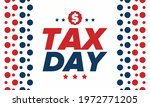national tax day in the united... | Shutterstock .eps vector #1972771205