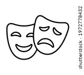 Comedy And Drama Or Tragic And...