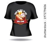Take Me Out Baseball T Shirt...