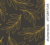 hand drawn floral pattern....   Shutterstock .eps vector #1972897145
