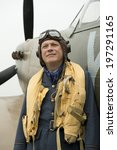WW2 Spitfire Pilot