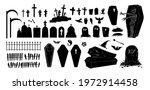 happy halloween magic... | Shutterstock .eps vector #1972914458