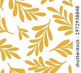 hand drawn floral pattern....   Shutterstock .eps vector #1972938848