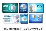 teeth whitening promotional... | Shutterstock .eps vector #1972999625