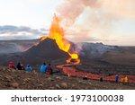 Geldingadalir  Iceland   May 11 ...