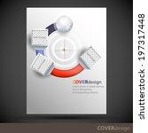 cover design | Shutterstock .eps vector #197317448