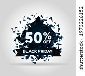 black friday big sale lettering....   Shutterstock .eps vector #1973226152