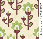 floral seamless pattern in... | Shutterstock .eps vector #1973474222