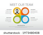 company team presentation...   Shutterstock .eps vector #1973480408