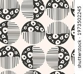 vector modern seamless...   Shutterstock .eps vector #1973502245