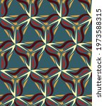 Beautiful Seamless Pattern With ...