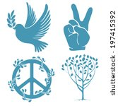 Set Of Symbols For The...