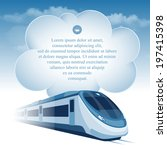 Passenger High Speed Train...