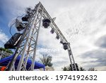 Global Truss And Leds  Used To...
