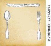 Restaurant Menu Design  Knife ...
