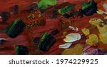 Art Painting  Abstract  Oil ...