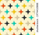 mid century fifties modern...   Shutterstock .eps vector #1974410888