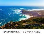 South Africa. Powerful Ocean...