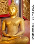 beauty of buddha statue in