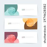 vector abstract graphic design...   Shutterstock .eps vector #1974628382