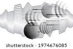 minimalistic creative concept . ... | Shutterstock .eps vector #1974676085