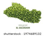 el salvador map made up of...   Shutterstock .eps vector #1974689132